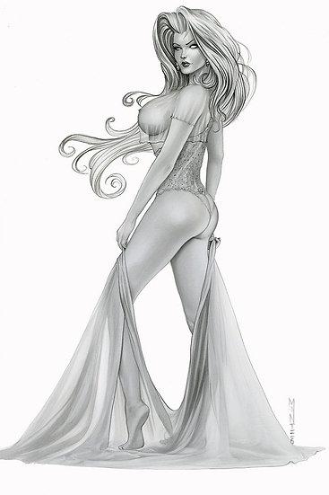 Mistress Print