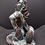 """Thumbnail: """"Sunsatiable"""" Fine Art Bronze by Monte Moore"""