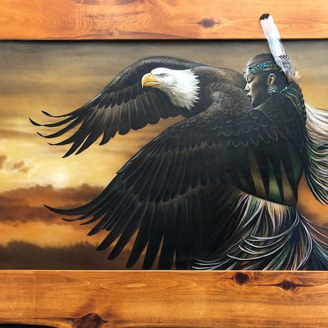 Eagle Daughter