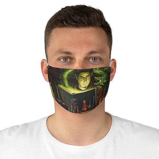 """A Secret Unlocked"" Mask"