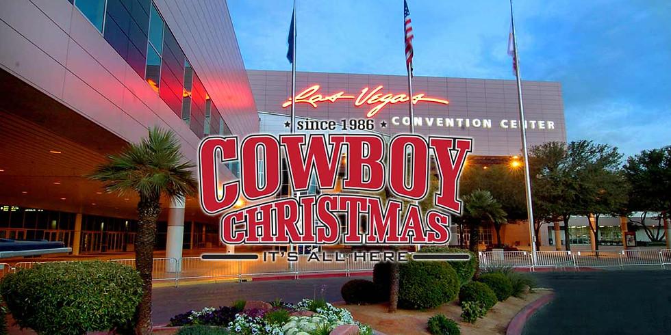Cowboy Christmas in Las Vegas