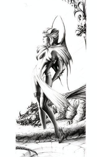 Guardians Print