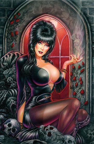 Elvira Print
