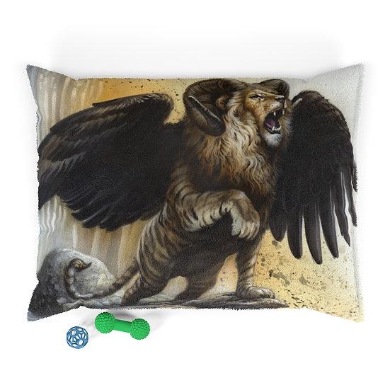 Hear Me Roar Pet Bed