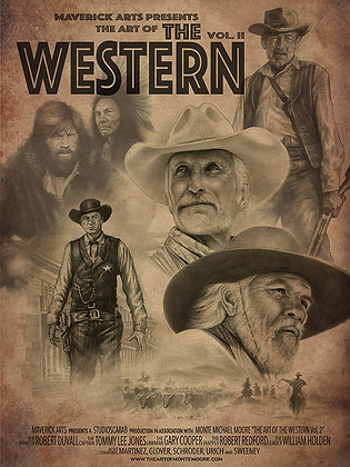 Art of the Western Vol 2.