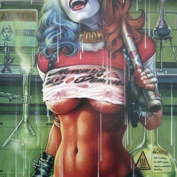 Hardlee Thinn #1 Cover Art