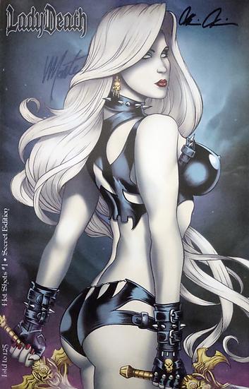 Lady Death: Hot Shots #1 (Secret Edition)