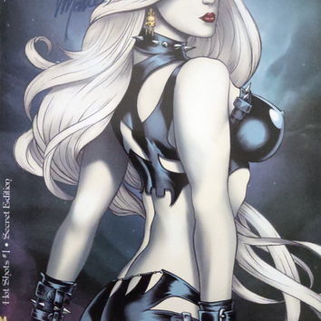 Lady Death: Hot Shots #1 Cover Art