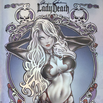 Lady Death: Echoes #1 Cover Art