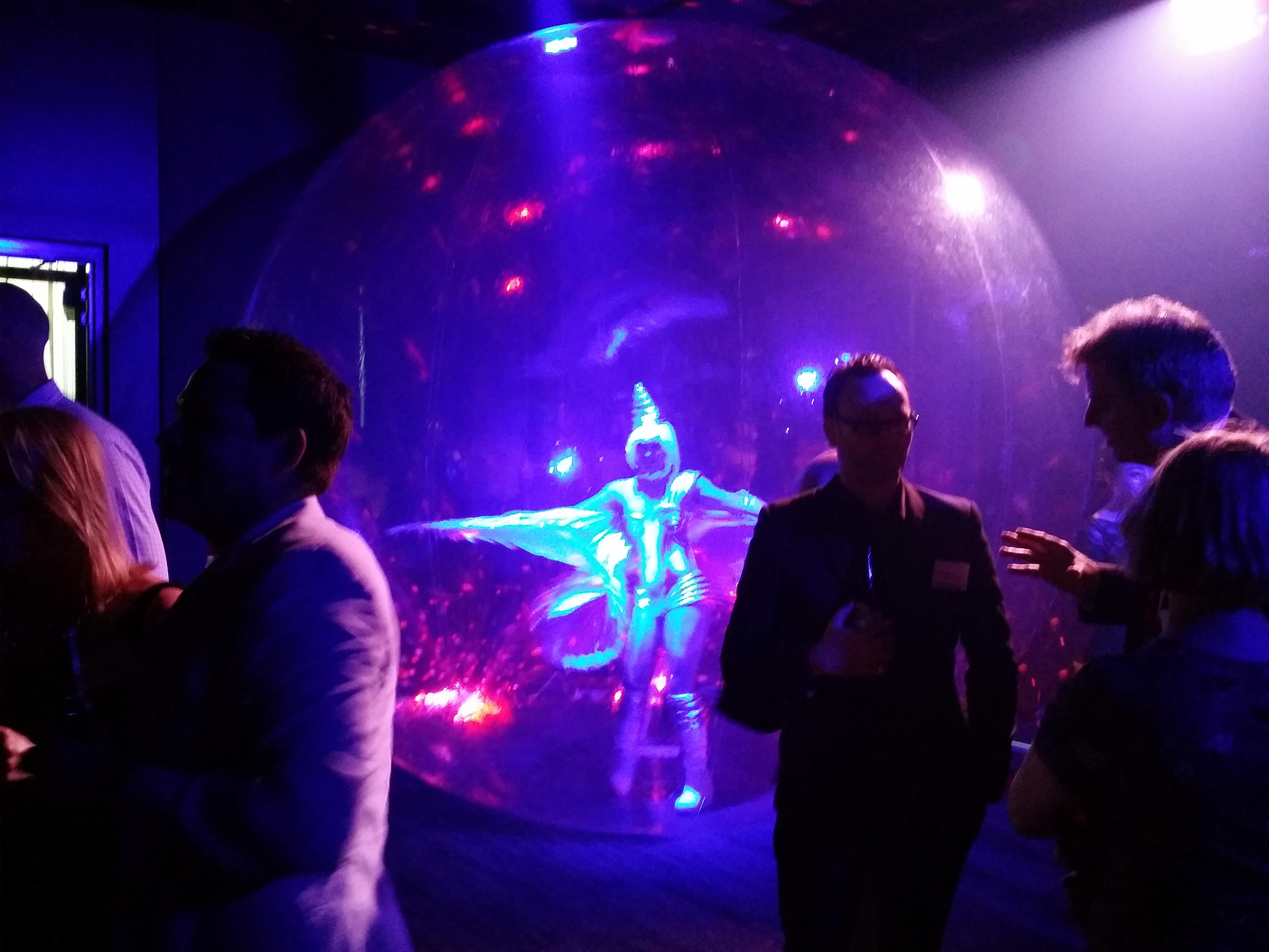 The Bubble Effect Mini