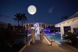 Light Prince, Mr & Mrs White, Bubble