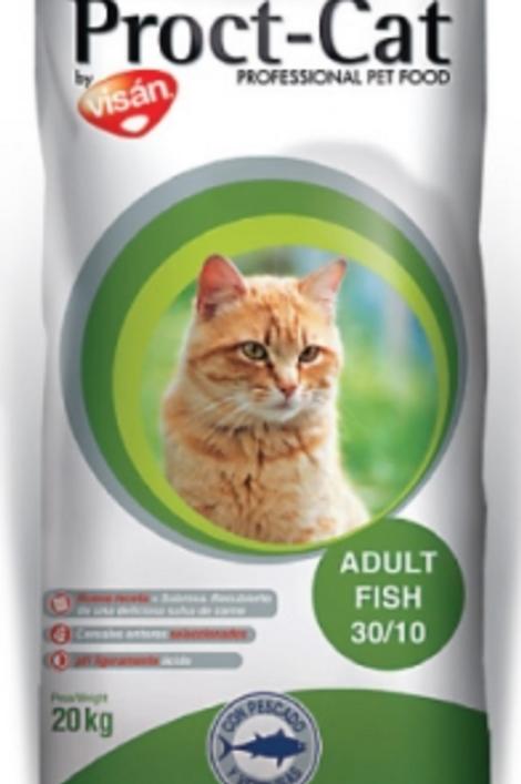 Proct-Cat 海產PH美⽑配⽅ 20kg