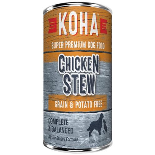 KOHA 美國雞肉燉肉