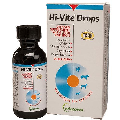 Hi-Vite Drops 高維他命精華營養液
