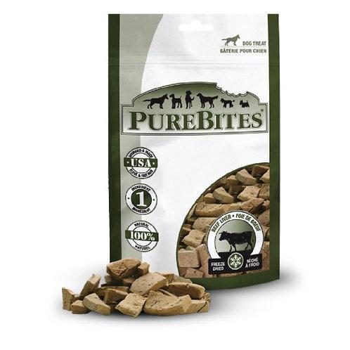 PureBites純淨低溫凍乾鮮肉犬餐 (牛肝)