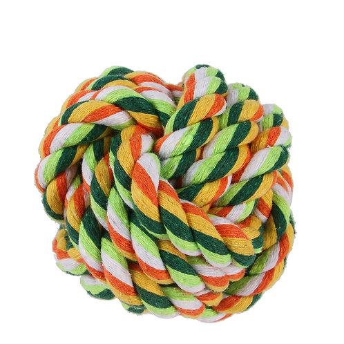 彩色繩結波