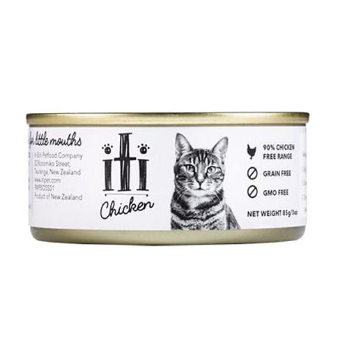 ITI Cat罐混味套裝 85G X 4款味