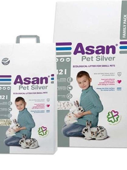 Asan 雅致環保抗菌紙貓砂