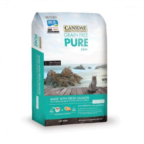 Canidae Pure 無穀物貓三文魚(海洋配方)(5LBS,10LBS)