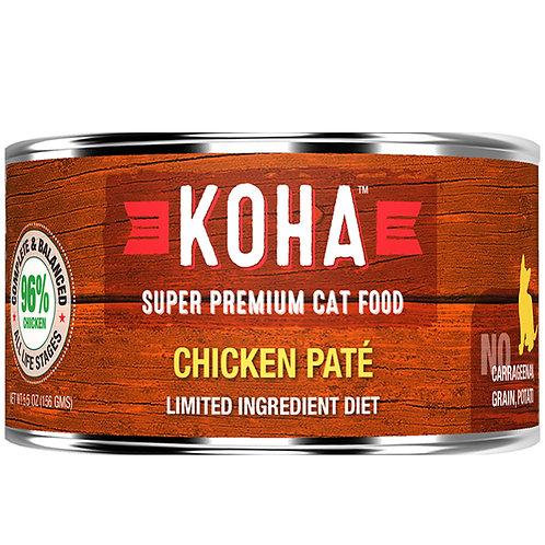 KOHA 美國雞肉肉醬貓罐