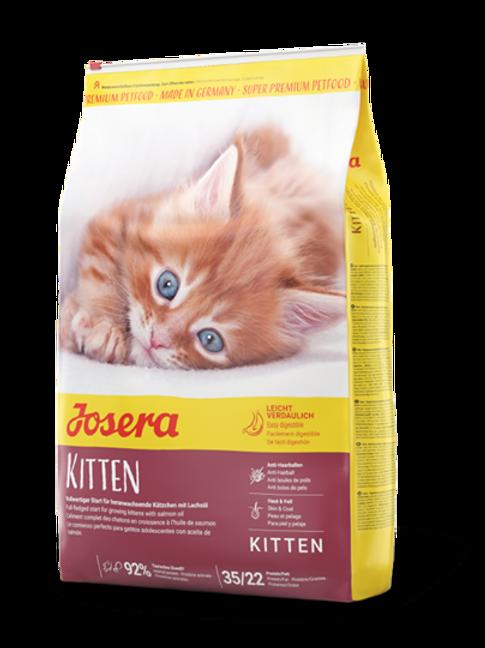 Josera 幼貓貓糧
