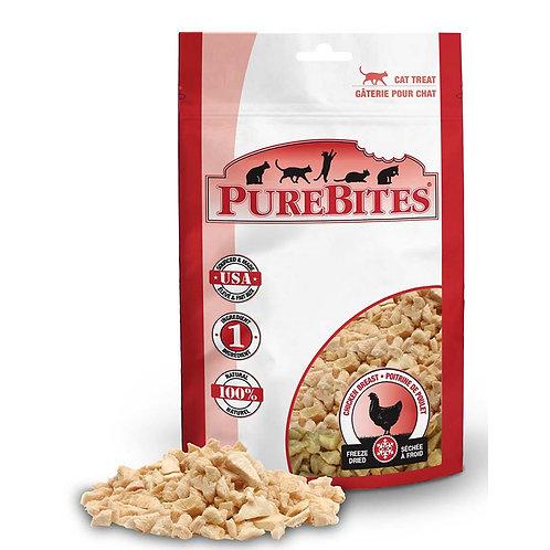 PureBites純淨低溫凍乾鮮肉貓餐 (雞胸肉)
