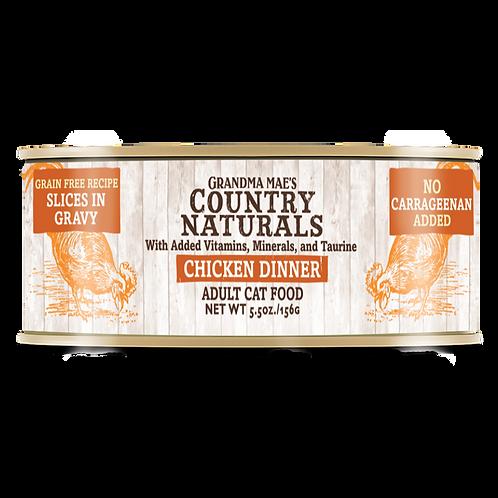 GM Country Naturals 無穀物汁煮系列(香濃雞肉)