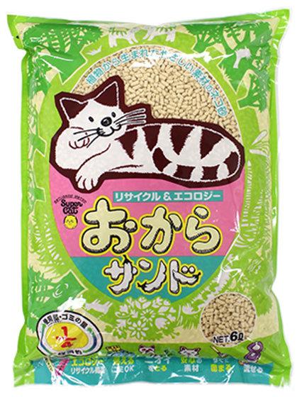 SUPER CAT 天然環保豆腐貓砂 7L