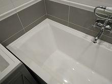плинтус на ванну