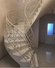 Ступени на лестницу из искусственного камня в Волгограде