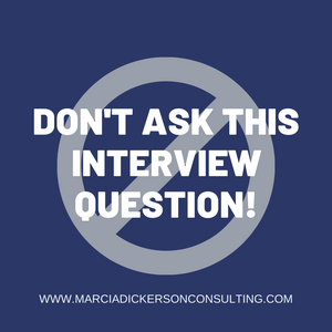 Don't Ask This Interview Question