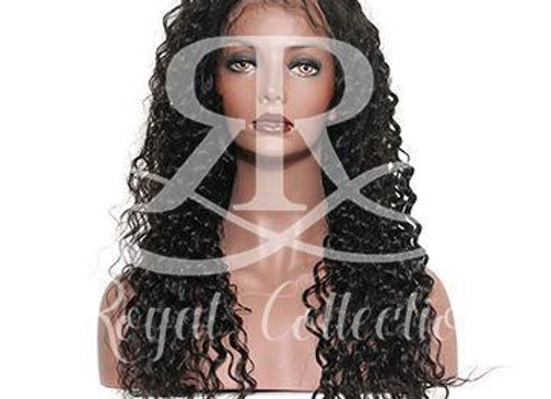 Rich girl Wave Frontal Wig