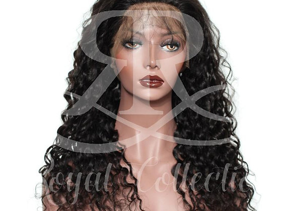Waterwave Full Lace Wig