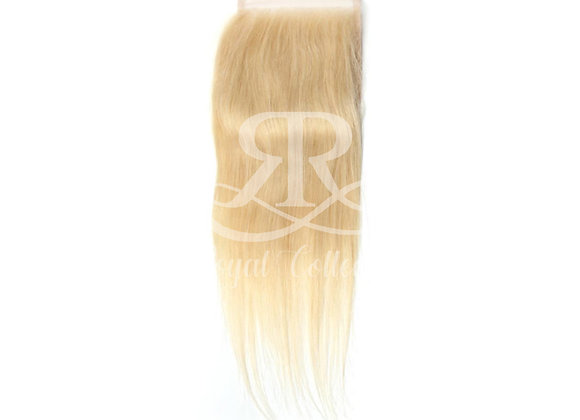 Barbie Blonde Straight Closure