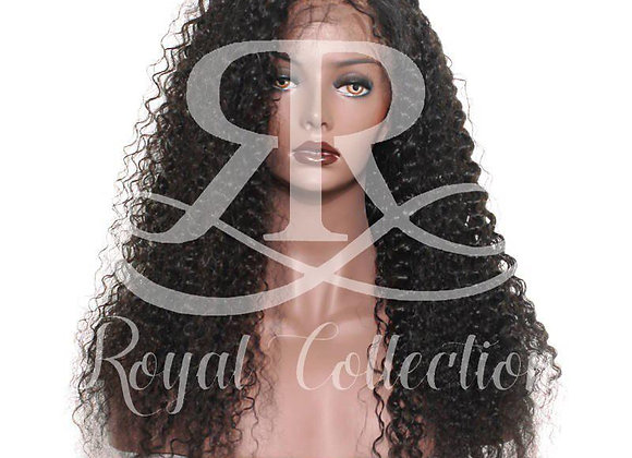 Italian Curly Frontal Wig