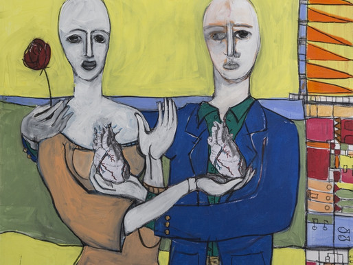 Arte in laboratorio: Antonello Bonanno Conti