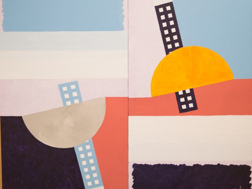 Giuseppe Geraci: Paesaggi a modo mio