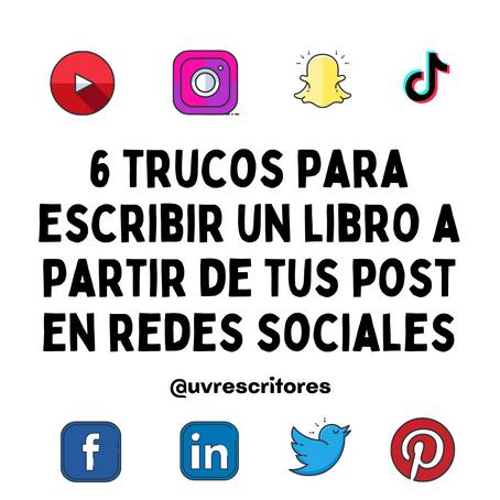 Cómo convertir tus post de redes sociales en un libro
