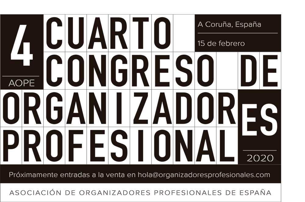 cuarto congreso de organizadores profesionales de españa