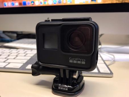 GoPro in -30