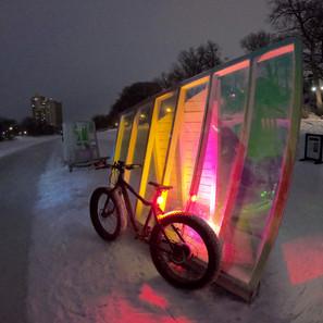 Ice Trails