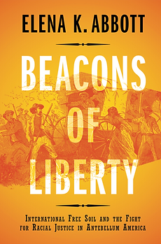 Beacons of Liberty Book Cover and Order Now Link