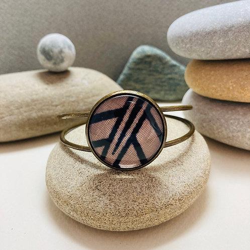Bracelet rigide Wax