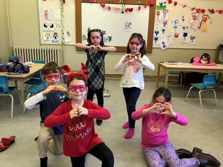 Les journées pédagogiques à Bruyère/ St-Charles
