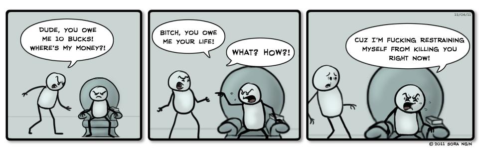 You Owe Me [2011]