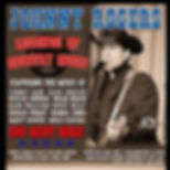 """Johnny Rogers """"Legends of Country"""" Poster"""
