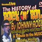 "Live DVD Recording of ""The History of Rock n' Roll"""