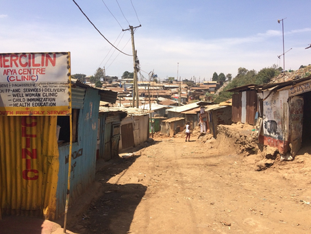 Linda Hooper writes about the potential benefits of affordable communications technology in Kenya