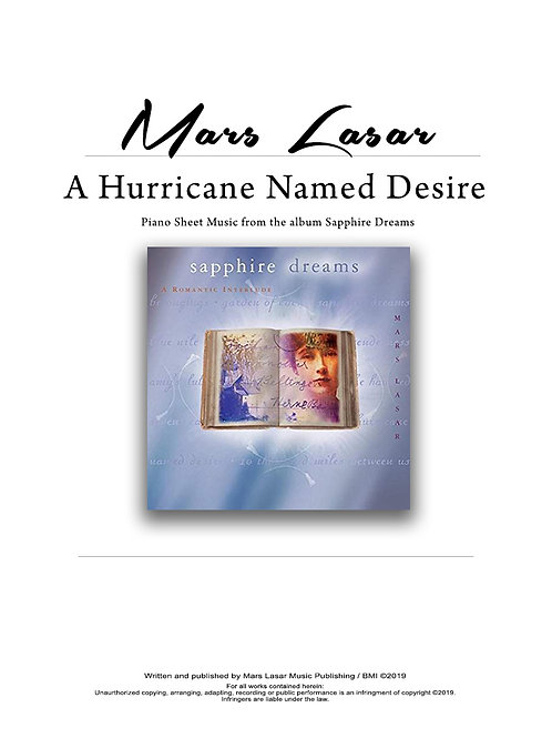 A Hurricane Named Desire