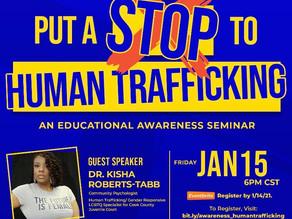 Stop Human Trafficking Seminar
